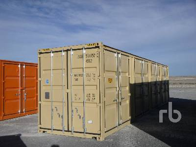 Unused SUIHE 40 Ft Container
