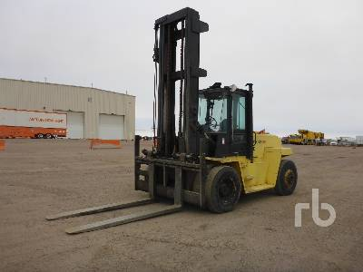 1998 HYSTER H280XL 25500 Lb Forklift