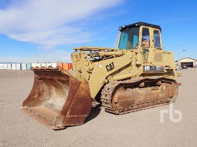 1996 CATERPILLAR 973 LGP Crawler Loader
