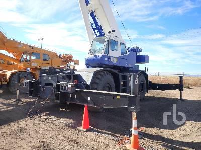 2010 TADANO GR600XL-1 60 Ton 4x4x4 Rough Terrain Crane