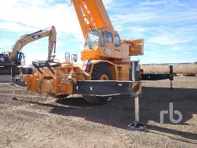 2008 TADANO GR800XL-1 80 Ton 4x4x4 Rough Terrain Crane