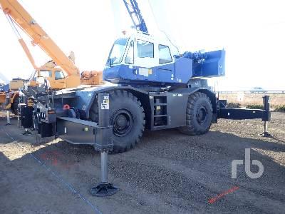 2010 TADANO GR800XL-1 80 Ton 4x4x4 Rough Terrain Crane
