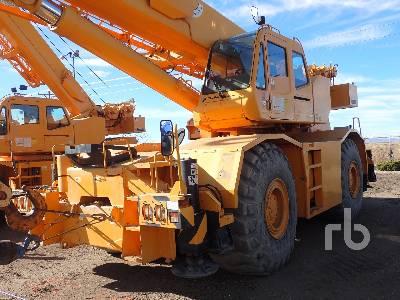 2008 TADANO GR600XL-1 60 Ton 4x4x4 Rough Terrain Crane