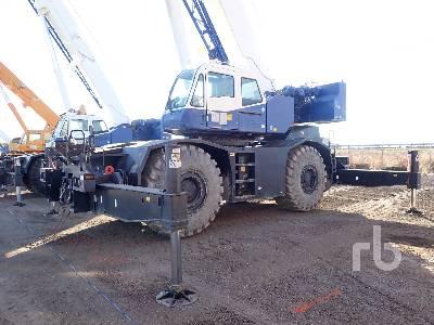 2011 TADANO GR800XL-1 80 Ton 4x4x4 Rough Terrain Crane