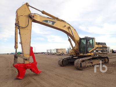 2003 CAT 345B L Series II Hydraulic Excavator