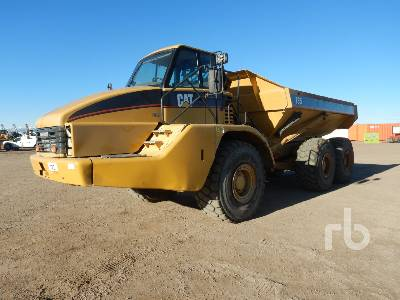 2006 CATERPILLAR 735 6x6 Articulated Dump Truck