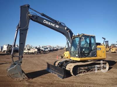 2015 JOHN DEERE 130G Hydraulic Excavator
