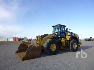 2016 CATERPILLAR 980M Wheel Loader