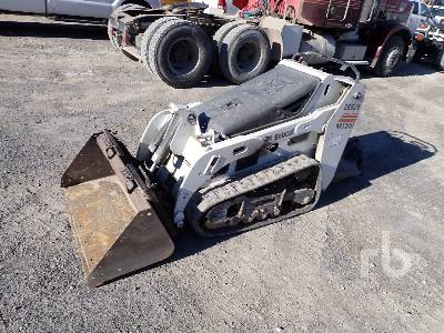 2008 BOBCAT MT55 Walk Behind Mini Multi Terrain Loader