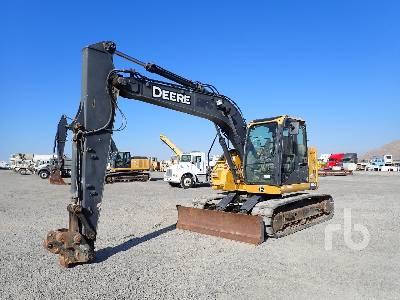 2013 JOHN DEERE 135G Hydraulic Excavator