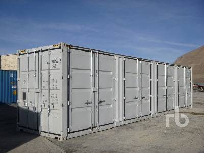 Unused ZHW 40 Ft High Cube Container