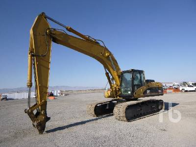 2004 CATERPILLAR 330CL Hydraulic Excavator