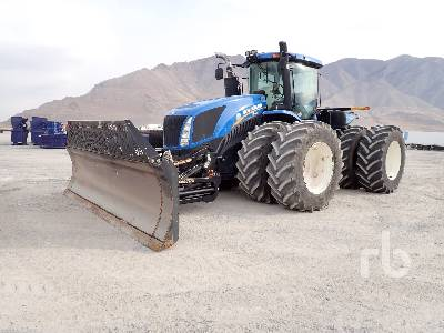 2013 NEW HOLLAND T9.450 MFWD Tractor