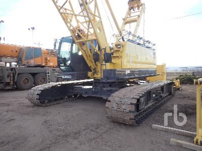 2014 KOBELCO CK1100G 110 Ton Crawler Crane