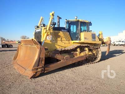 2016 KOMATSU D155AXI-8 Crawler Tractor