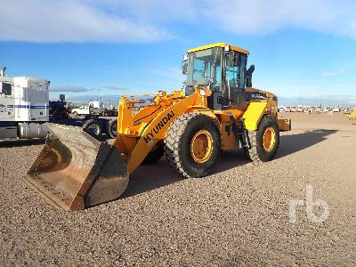 2009 HYUNDAI HL740XTD Wheel Loader