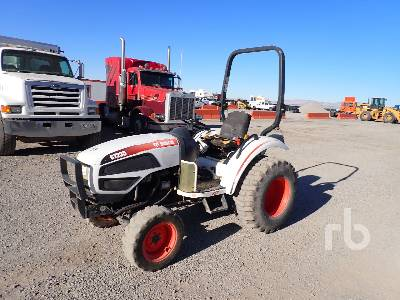 2012 BOBCAT CT235B 4WD Utility Tractor