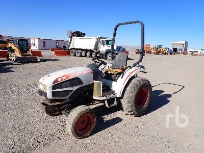 2010 BOBCAT CT235B 4WD Utility Tractor