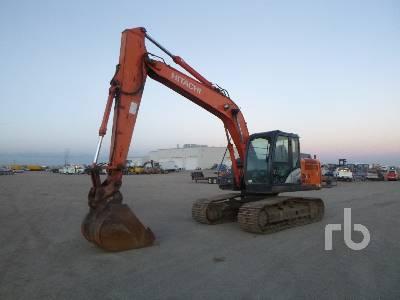 2012 HITACHI ZX160LC-5 Hydraulic Excavator