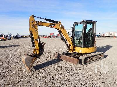 2014 CATERPILLAR 304E Mini Excavator (1 - 4.9 Tons)