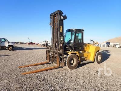 YALE GDP360 33900 Lb Forklift