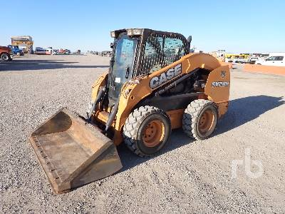 2016 CASE SV280 Skid Steer Loader