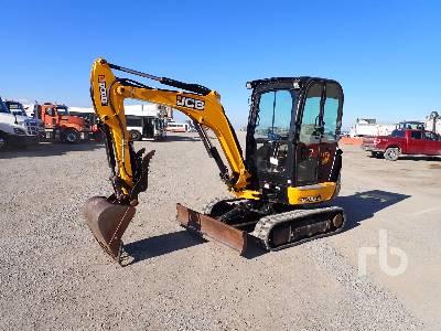2011 JCB 8029CTS Mini Excavator (1 - 4.9 Tons)