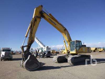 2006 KOMATSU PC400LC-7 Hydraulic Excavator