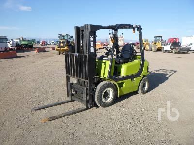 2004 CLARK CMP20G 3340 Lb Forklift
