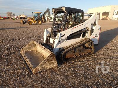 2015 BOBCAT T590 Multi Terrain Loader