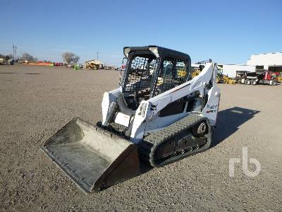 2014 BOBCAT T590 Multi Terrain Loader