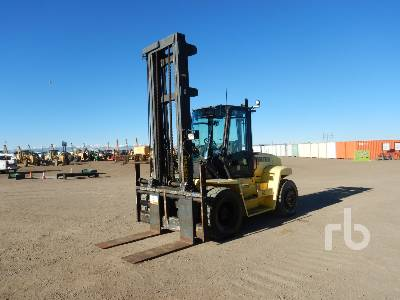 2002 HYSTER H170HD 16300 Lb Forklift