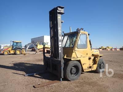 1982 CATERPILLAR V180B 18000 lb Forklift