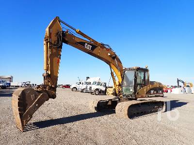 2006 CATERPILLAR 320CL Hydraulic Excavator