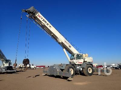 2006 TEREX RT665 65 Ton 4x4x4 Rough Terrain Crane