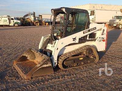 2018 BOBCAT T450 2 Spd Multi Terrain Loader