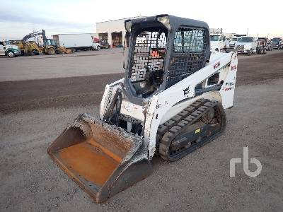 2015 BOBCAT T450 Multi Terrain Loader