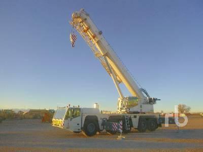 2012 TEREX AC160-2 200 Ton 10x8x10 All Terrain Crane