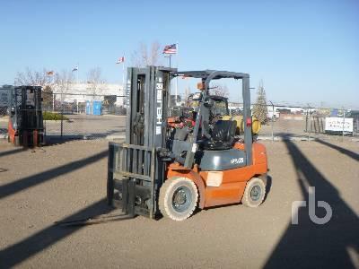 HELI CPY025-TYS 4600 Lb Forklift