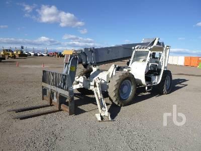 2002 TEREX TH1056C 10000 Lb 4x4x4 Telescopic Forklift