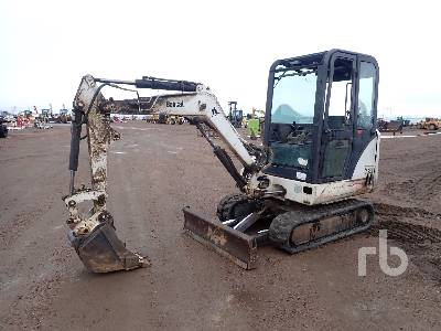 2001 BOBCAT 325D Mini Excavator (1 - 4.9 Tons)