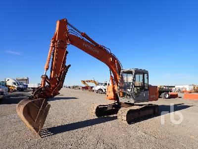 1994 HITACHI EX120-3 Hydraulic Excavator