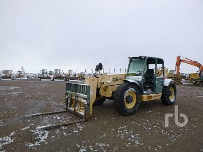 2006 GEHL DL8L42 8000 Lb Telescopic Forklift