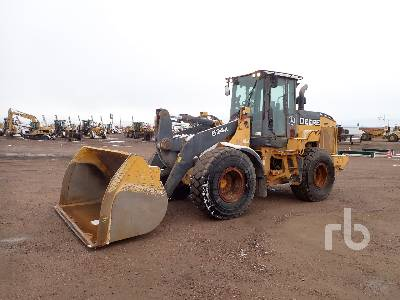 2013 JOHN DEERE 624K Wheel Loader