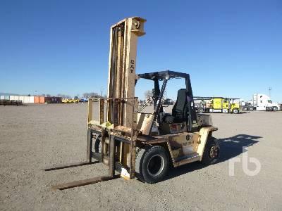 1974 CATERPILLAR V100 10000 Lb Forklift