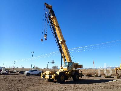 1988 GROVE RT740B 40 Ton 4x4x4 Rough Terrain Crane