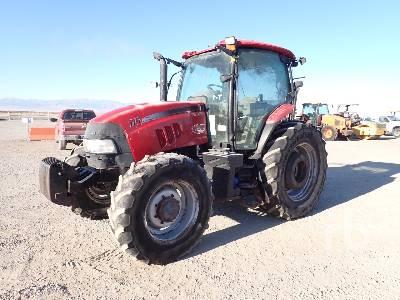 CASE IH MXU115 MFWD Tractor