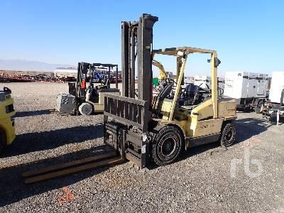 HYSTER H100XM 9250 Lb Forklift