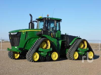 2019 JOHN DEERE 9620RX Track Tractor