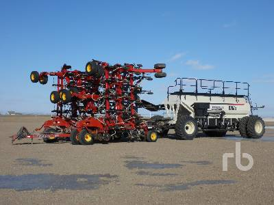 2013 BOURGAULT 3320PHD QDA 68 Ft Air Drill